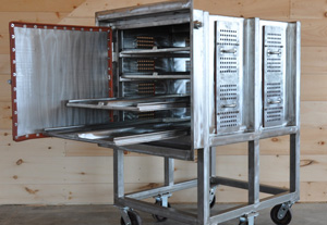 Autoclavable-stainless-steel-cart-for-Jackson-Laboratory